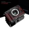 GARIZ HALF CASE-Custodia In Pelle Marrone Per Fujifilm X-PRO2