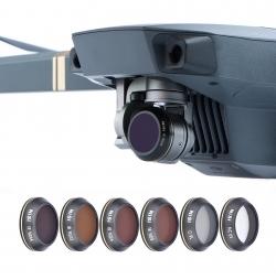 NISI Kit Filtri per DJI Mavic Pro (6 Filtri)