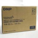 DNP KIT CARTA E RIBON 20x30 PER DS80