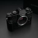 GARIZ HALF CASE- CUSTODIA per Fujifilm X-T20 e X-T10 (NERA)